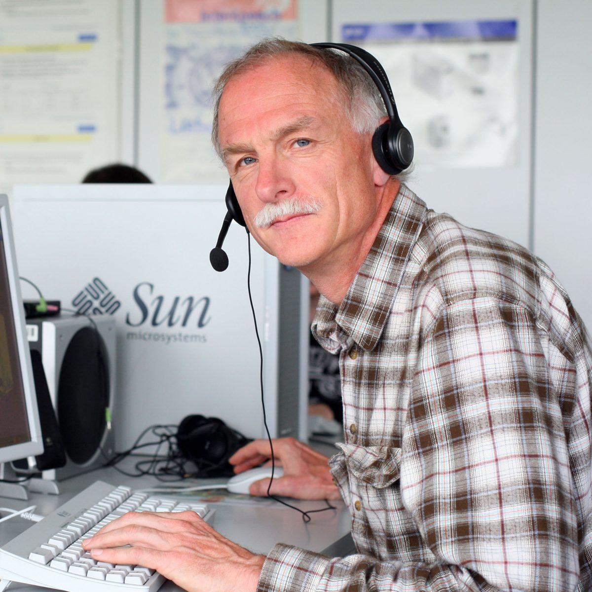 Jurymitglied Prof. Dr. Hans-Günter Hirsch